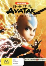 Avatar The Legend of Aang : Book 2 Earth - Volume 1