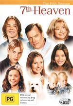7th Heaven : Season 5 - Mackenzie Rosman