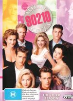 Beverly Hills 90210 : Season 3 - Jason Priestley