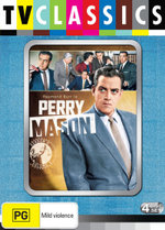 Perry Mason : Season 2 - Volume 2 - William Talman