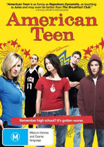 American Teen - Mitch Reinholt
