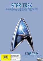 Star Trek : The Original Motion Picture Collection (Star Trek I - VI)