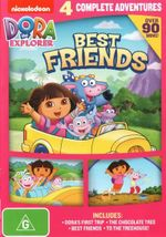 Dora the Explorer : Best Friends