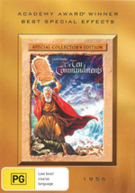 The Ten Commandments (1956) (2 Disc Special Collector's Edition) (Academy Awards) - Olive Deering