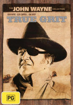 True Grit (1969) - Ron Soble