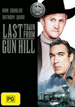 Last Train From Gun Hill - Brian Hutton