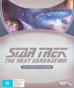 Star Trek The Next Generation : Compete Collection - Majel Barrett