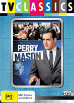 Perry Mason : Season 1 - Volume 1 - William Talman