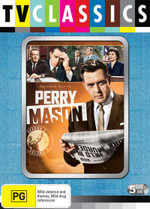 Perry Mason : Season 1 - Volume 2 - William Talman