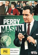 Perry Mason : Season 2 - Volume 1 - William Talman