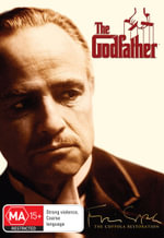 The Godfather (with Metal O-Ring) - Marlon Brando