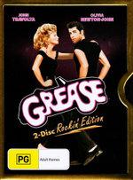 Grease (2 Disc Rockin Edition)