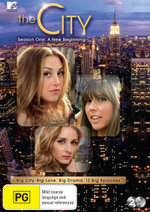 The City : Season 1 Part 1 - A New Beginning - Whitney Port