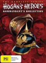 Hogan's Heroes : Kommandant's Kollection - Seasons 1 - 6 - John Banner