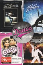 Flashdance / Footloose (1984) / Grease / Saturday Night Fever (The Dance Collection 4 Movie Boxset) : The Ulitmate Party Collection 4 Movie Boxset) - Lori Singer