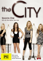 The City : Season 1 Part 2 - New Job. New Friends. New York. - Various