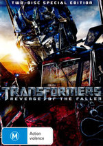 Transformers 2 : Revenge of the Fallen (2 Disc Special Edition) - Megan Fox