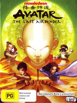 Avatar The Last Airbender : Book 2 Earth - Complete Collection - Dante Basco