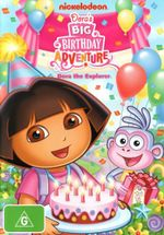 Dora the Explorer : Dora's Big Birthday Adventure - Arnie Wong