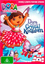Dora the Explorer : Dora Saves the Crystal Kingdom