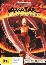 Avatar The Last Airbender : Book 3 Fire - Volume 4 - Jack De Sena