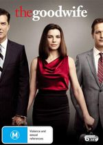 The Good Wife : Season 2 (6 Discs) - Matt Czuchry