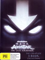 Avatar The Last Airbender : The Complete Collection - Jack De Sena