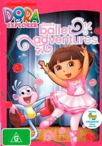 Dora the Explorer : Dora's Ballet Adventures
