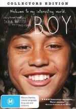Boy - Moerangi Tihore
