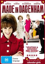 Made in Dagenham - Nicola Duffett