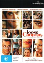 Loose Cannons - Alessandro Preziosi