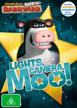 Back at the Barnyard : Lights, Camera, Moo!