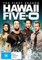 Hawaii Five-O (2010) : Season 1 - Alex OLoughlin