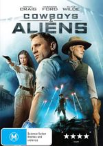 Cowboys and Aliens - Abigail Spencer