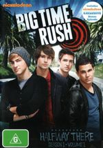 Big Time Rush : Halfway There - Season 1 - Volume 1 - Logan Henderon