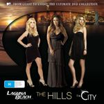 From Coast to Coast : Laguna Beach / The Hills / The City (Complete Collection 37 Disc Boxset)