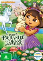 Dora the Explorer : Dora's Enchanted Forest Adventures
