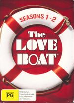 The Love Boat : Seasons 1 - 2 (15 Discs) - Fred Grandy