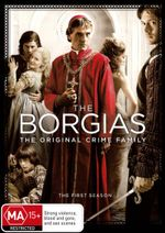 The Borgias : Season 1 - Holliday Grainger