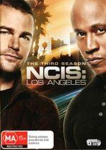 NCIS Los Angeles : Season 3 - Barrett Foa