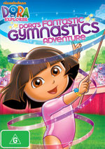 Dora the Explorer : Dora's Fantastic Gymnastic Adventure - Kathleen Herles
