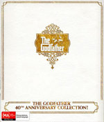 The Godfather Complete Collection (40th Anniversary 5 Disc Boxset) - Diane Keaton