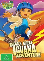 Go Diego Go! : Diego's Great Iguana Adventure - Gabriela Aisenberg