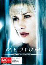 Medium : The Complete Collection (Seasons 1 - 7) (34 Discs) - Sofia Vassilieva