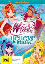 Winx Club : Believe in Magic - Volume 1 - Romi Dames