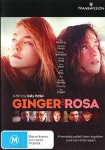 Ginger and Rosa - Alice Englert