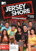 Jersey Shore : Season 5 (Uncensored) (3 Discs)