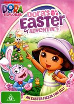 Dora the Explorer : Dora's Easter Adventure - Lenique Vincent