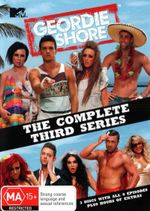 Geordie Shore : Series 3 - Jason Gardner