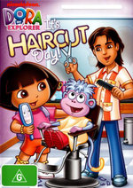 Dora the Explorer : It's Haircut Day